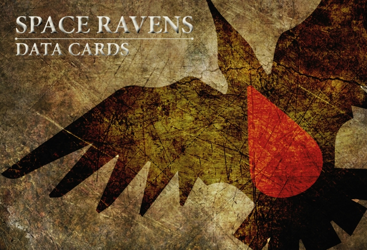Data Cards Space Ravens14